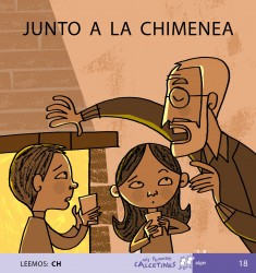 JUNTO A LA CHIMENEA (Leemos: CH)
