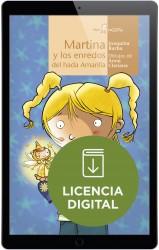 Martina y los enredos del hada Amarilla (licencia digital)
