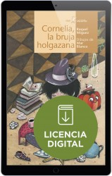 Cornelia, la bruja holgazana (licencia digital)