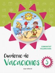 Cuaderno de vacaciones Comunitat Valenciana 5