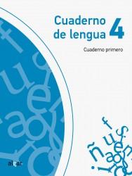 Cuaderno de lengua 4 (cuaderno primero)