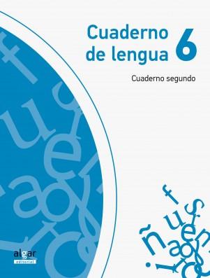 Cuaderno de Lengua 6 (cuaderno segundo)