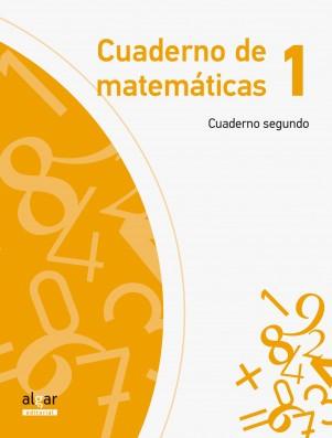 Cuaderno de matemáticas 1 (cuaderno segundo)