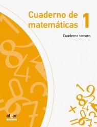 Cuaderno de matemáticas 1 (cuaderno tercero)