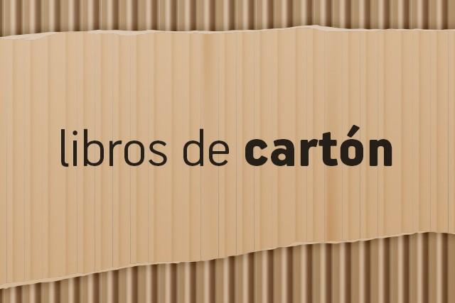 Libros de cartón (Castellano)