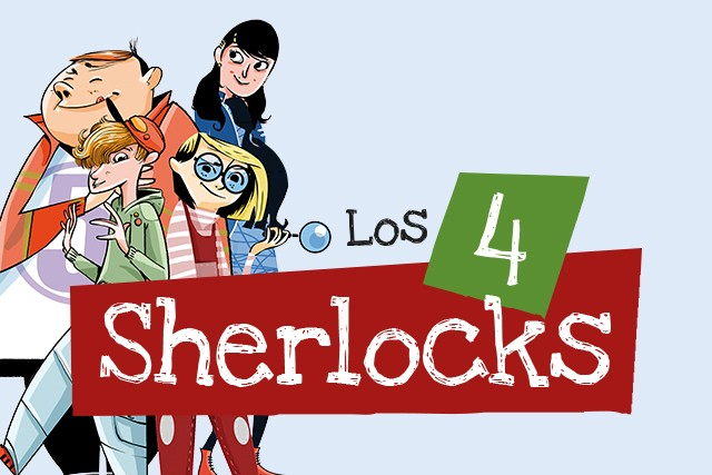 Los 4 Sherlocks