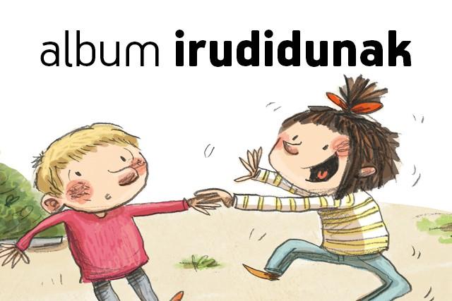 Álbumes Ilustrados en euskera