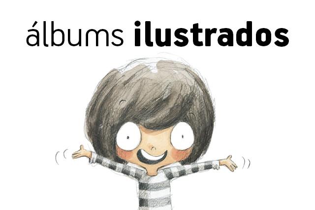 Álbumes Ilustrados en gallego