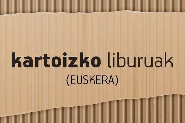 Libros de cartón (Euskera)