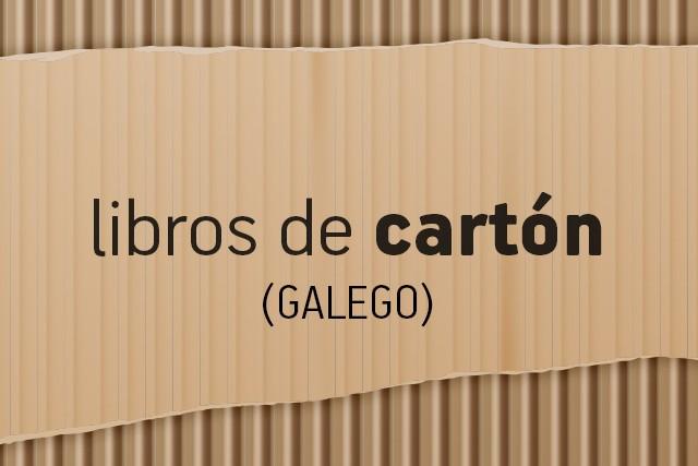 Libros de cartón (Galego)