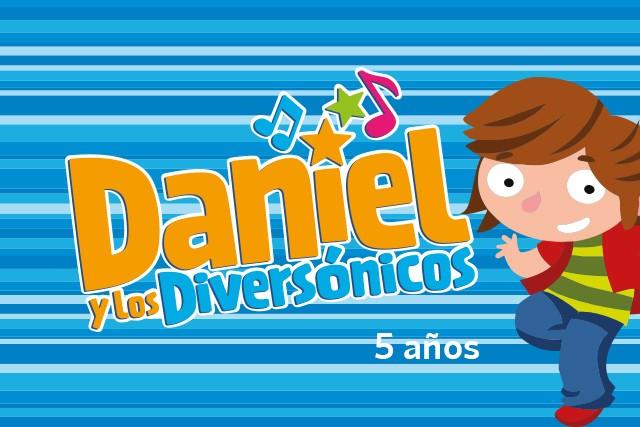 Daniel y los diversónicos (5 años)