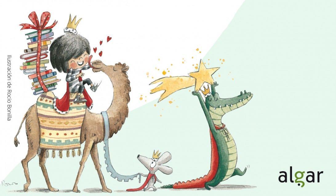 Esta Navidad, comparte lecturas con los que más quieres