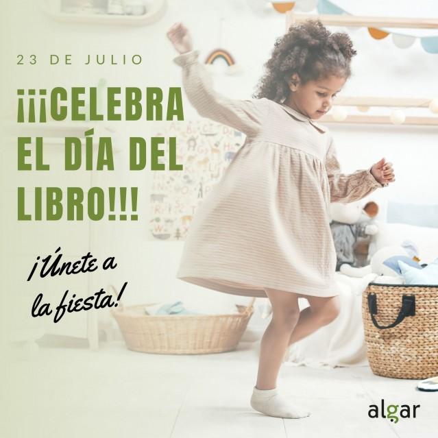 ¡Este 23 de julio, celebra el Día del Libro!