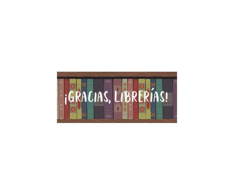 ¡Gracias, librerías!